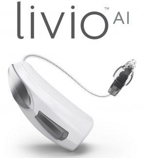 Audiomed slusni aparat Livio AI